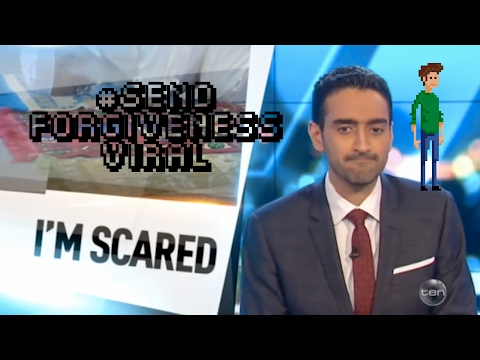 '#SendForgivenessViral' - Waleed Aly - Hypocrite Of The Year