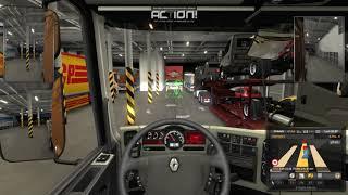 Euro Trucks Simulator 2 | Catania-Catanzaro | Italia