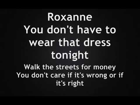 Royal Blood- Roxanne [The Police Cover] LYRICS