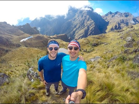 GoPro: Travel The World   South America Backpacking