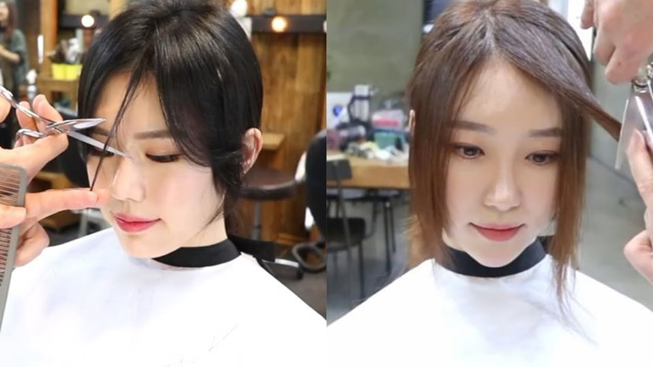 Easy Cute Korean Haircuts 2019 😂 Amazing Hairstyles ...