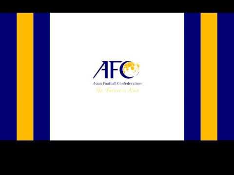 Asian Football Confederation Anthem - Hino da AFC (sem letra)