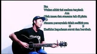 EYE Satu nama tetap di hati Chord gitar,Lirik + kunci gitar #eye#satunamatetapdihati#lagumalaysia#
