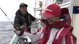 鈴木新太郎 使用タックルロッド :バイオインパクトX ヒラメ M270リール ...