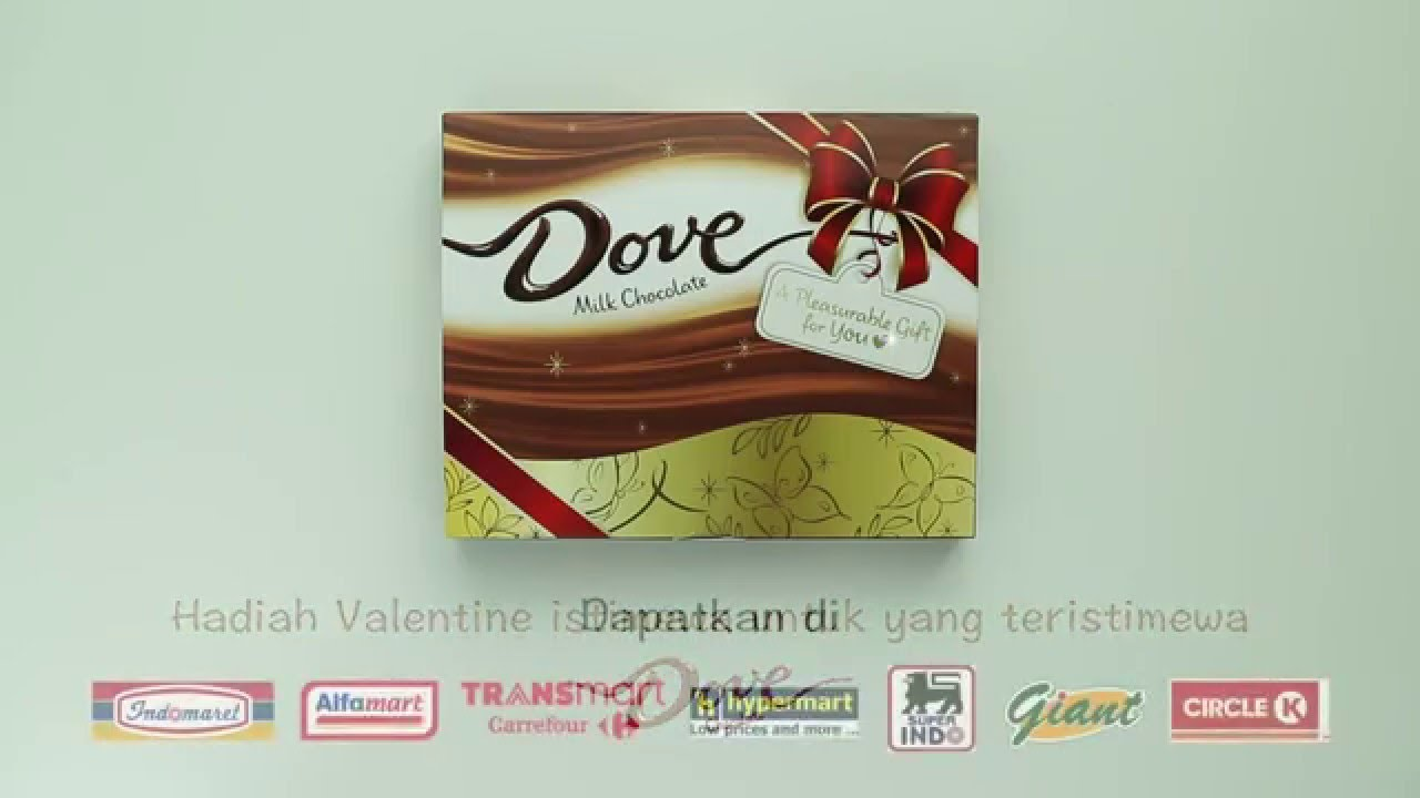 DOVE CHOCOLATE - SWEET MOMENT