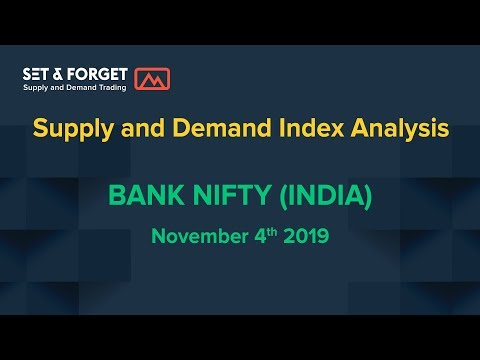 BANK NIFTY Indian Index Supply And Demnad Analysis And Forecast