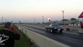 1965 Mustang Quarter Mile