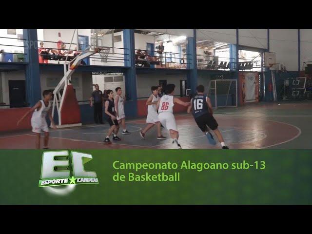 Campeonato Alagoano sub-13 de Basketball