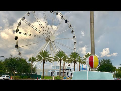 Panama City Beach SkyWheel - Recorded Live 9/6/2018