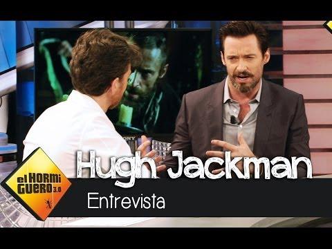 El Hormiguero 3.0 - Entrevista a Hugh Jackman en El Hormiguero Viajero
