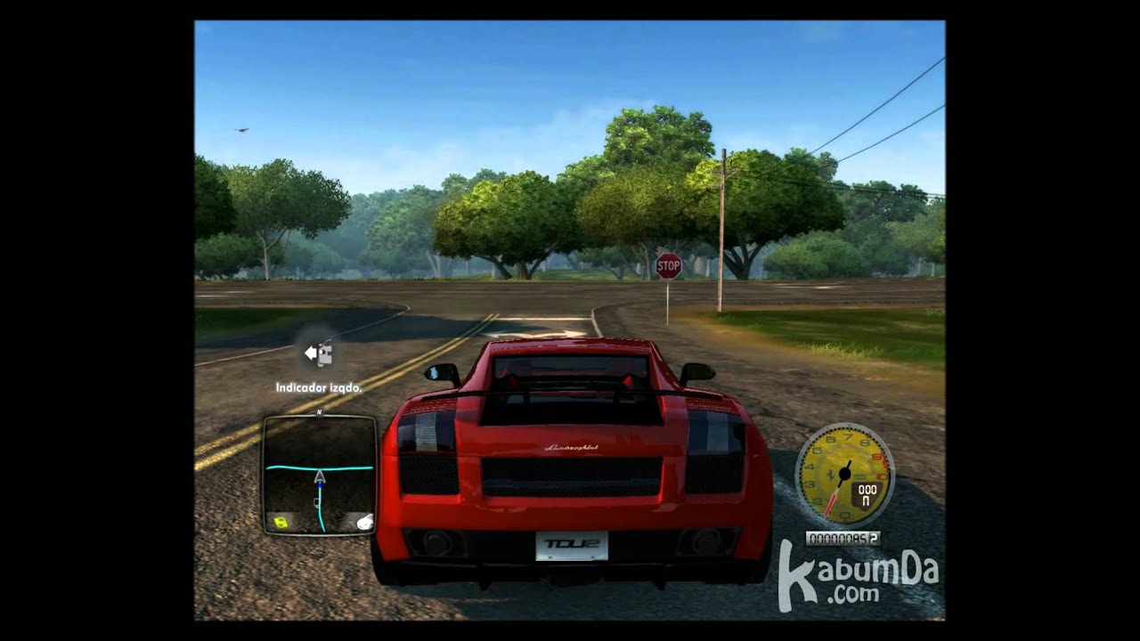 test drive unlimited 2 mod car gameplay 2007 lamborghini. Black Bedroom Furniture Sets. Home Design Ideas
