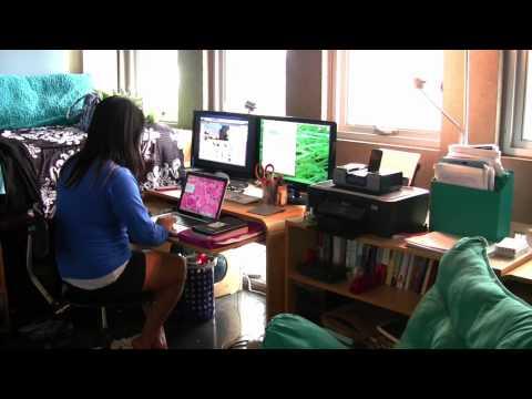 Simmons Hall i3 video 2012