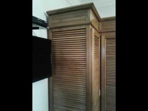 armoire secret doovi. Black Bedroom Furniture Sets. Home Design Ideas