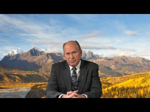 Alaska Governor Bill Walker explains trade surplus with China