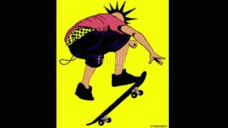 DROP DEMO TAPE 2 90'S PUNK ROCK SKATER MUSIC