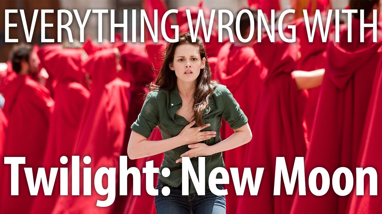 Everything Wrong With The Twilight Saga: New Moon In 12 Minutes Or ...