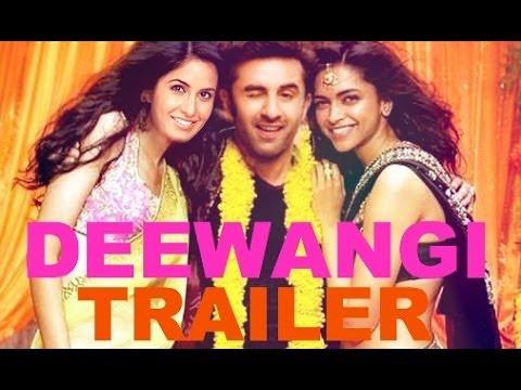 Deewangi - Theatrical Ft. Katrina Kaif, Ranbir Kapoor & Deepika Padukone (Fanmade ...