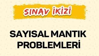 SAYISAL MANTIK PROBLEMLERİ - ŞENOL HOCA