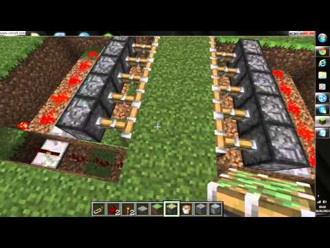 Tutorial 5 Armadilha Do Piso Falso Minecraft Doovi