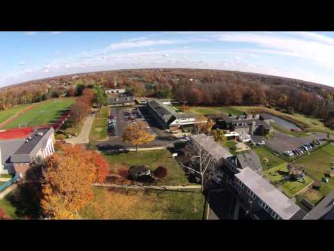 Ranney School from 300 Feet (Aerial Shots, Ranney Tech Club Drone)