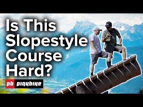 Slopestyle Innsbruck w/ Ryan Nyquist | Inside The Tape 2018