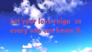 Beckah Shae - Have Your Way- Lyrics