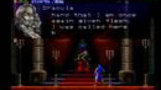 Castlevania: SotN (Playstation) What is a man?
