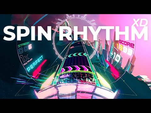Spin Rhythm XD - Early Access Announcement Trailer