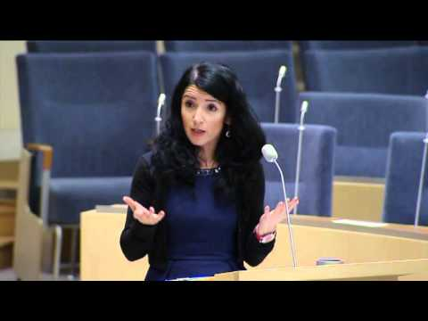 Debate in Swedish Parliament  On Oppression against Kurds in Turkey