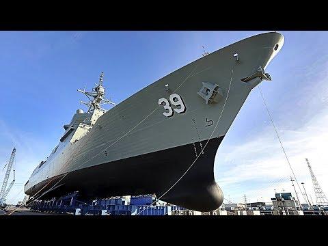HMAS Hobart (DDG 39) The Lead Ship Of The Hobart-class Air Warfare Destroyers Royal Australian Navy