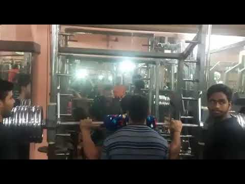 Leg press workout @ BBC gym malakpet(11)