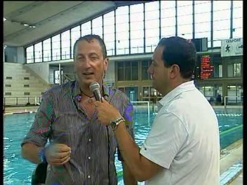 Pallanuoto Cesport Italia promozione in serie B anno 20122013 Napoli piscina Scandone  YouTube