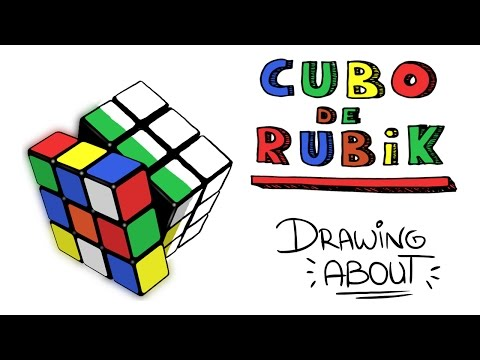 CUBO DE RUBIK | DrawXpress