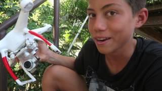 Jump Rock Surfing & My Drone Sucks