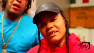 Young M.A & King Yella End Beef In Chiraq Ova
