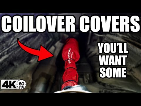 How to Prevent Your Coilovers from Seizing