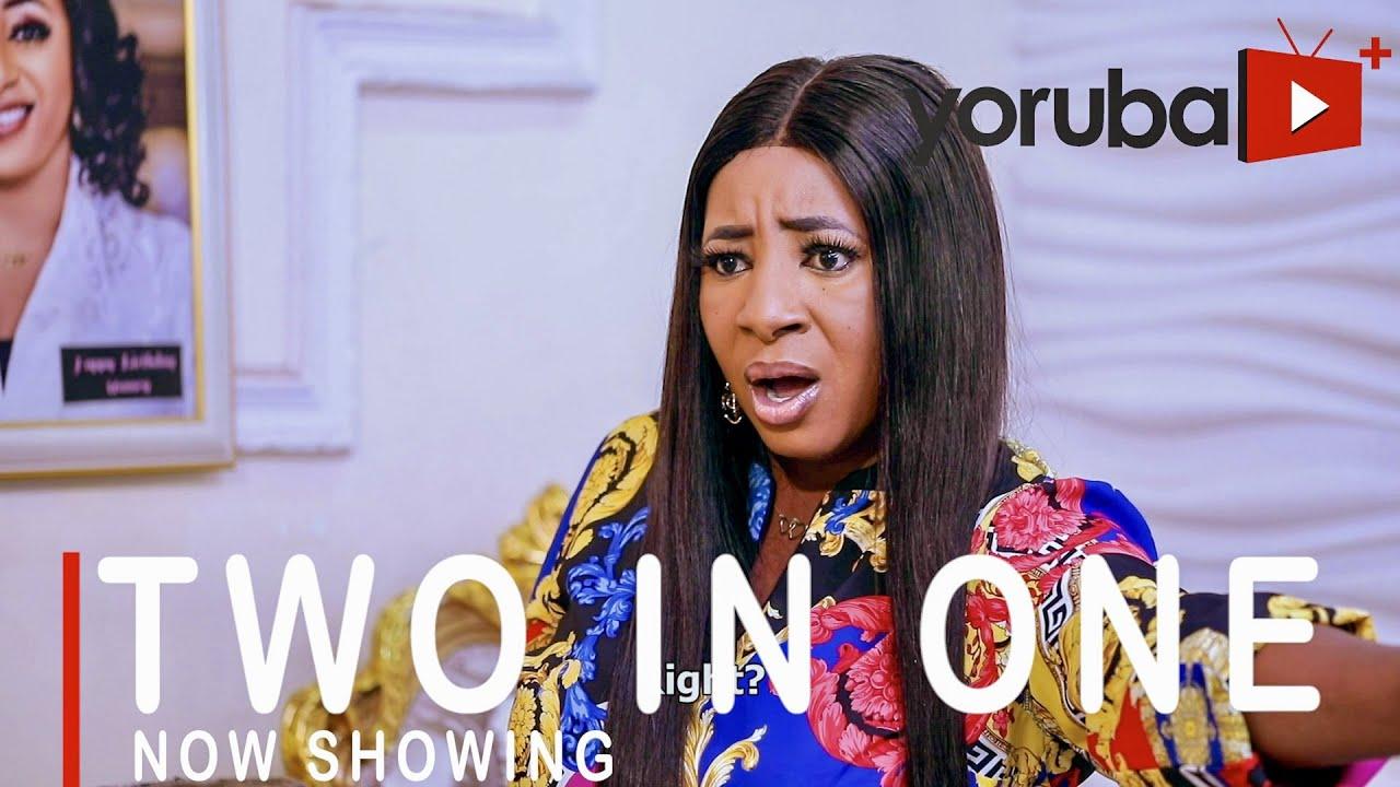 Download Two In One Latest Yoruba Movie 2021 Drama Starring Mide Abiodun   Jamiu Azeez   Opeyemi Aiyeola