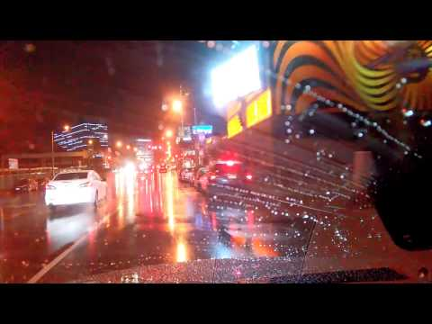 Driving on Sunset Blvd (Sunset strip) West Hollywood with Commentary Los Angeles driving tour