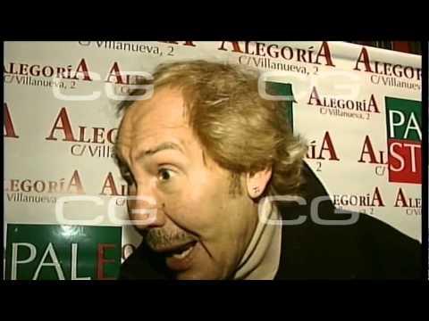 Pablo Sebastian vuelve a 'rajar' de Parada