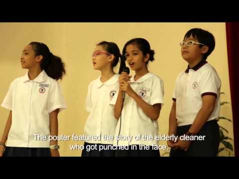 DFC2012 Singapore : Elderly Cleaners