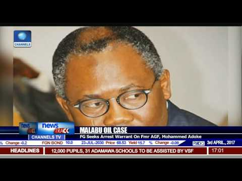 Arrest Warrant For Fmr AGF, Mohammed Adoke Over Malabu Oil Case