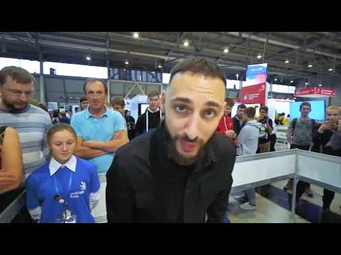 L'One на чемпионате WorldSkills Hi-Tech 2017