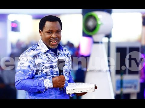 SCOAN 19/03/17: TB joshua Message Live Sunday Service