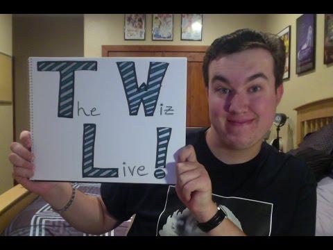 GreatBroadwayFan- Episode 3: The Wiz Live! Review