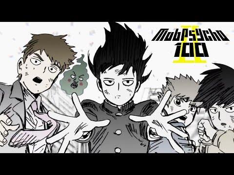 Mob Psycho 100 II - Opening (HD) animé de 2019