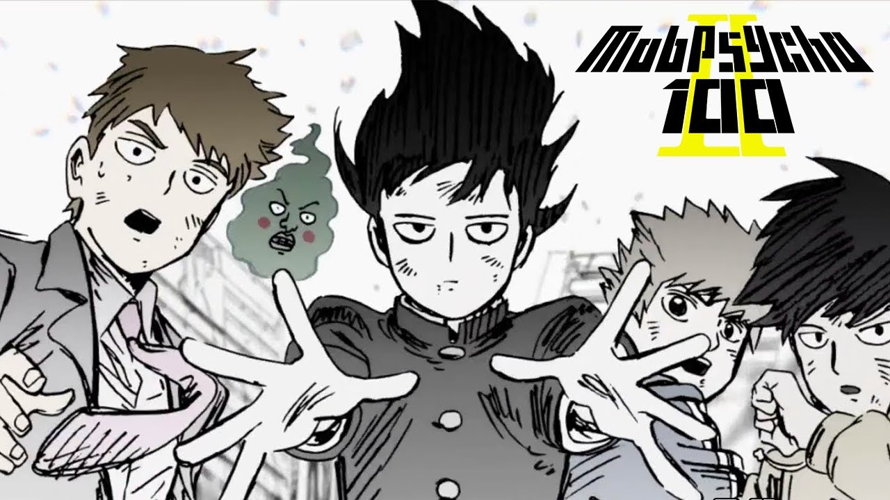 Image result for mob psycho 100 season 2 op