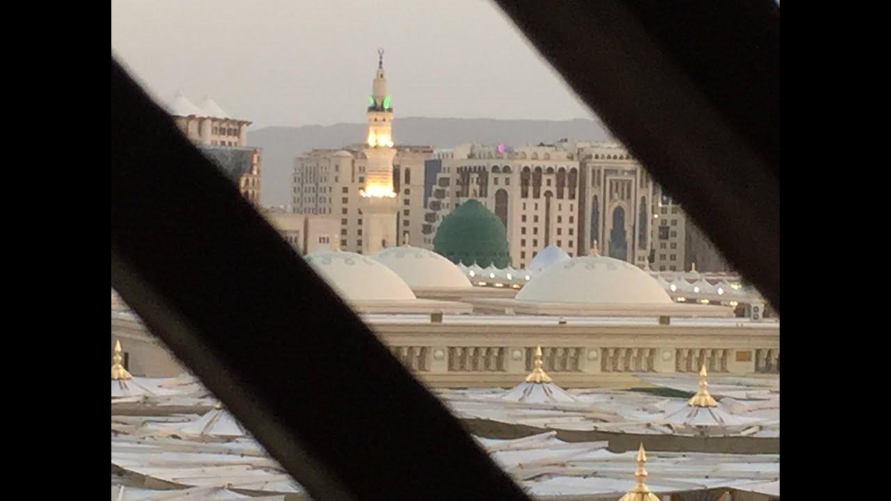 The Holy City Of Madina West Saudi Arabia رحلة إلى المدينة المنورة Youtube