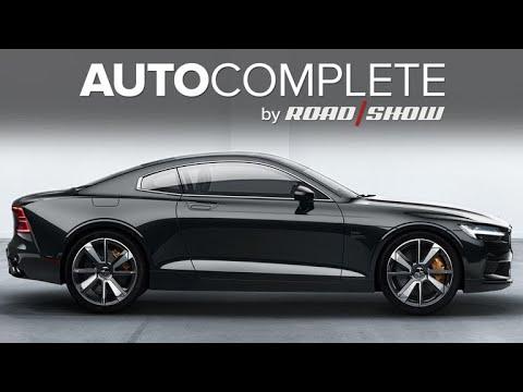 AutoComplete: Polestar 1 is a 600-hp hybrid coupe par excellence