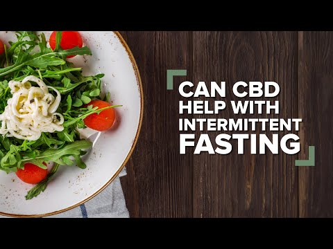 Can CBD Help With Intermittent Fasting?