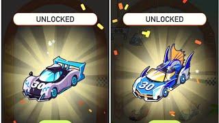 Car Merger - All 60 Cars Unlocked  (30+30)